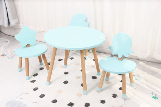 wooden table and chairs for wholesale