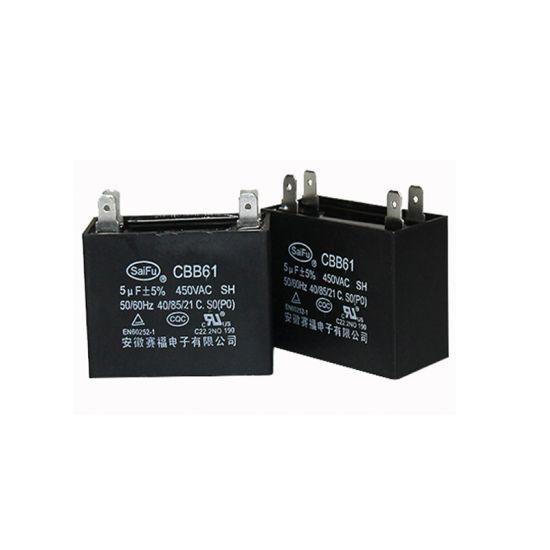 Cbb61 Capacitor Testing