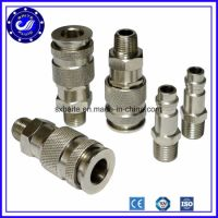 China Stainless Steel Quick Connect Pneumatic Fittings ...
