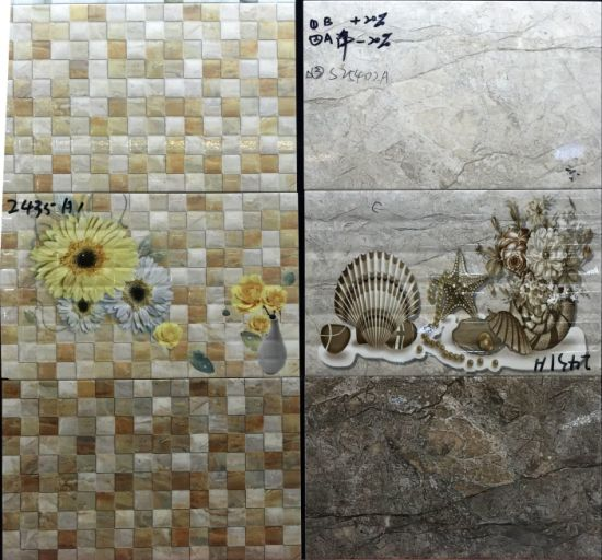 China 8x12 200x300mm Glazed Ceramic Wall Tile For Bathroom Kitchen Room China Ceramic Tile Wall Tile