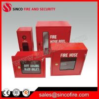 China Fire Hose Reel with Fire Hose Cabinet and Fire Hose
