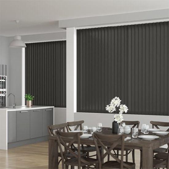 manual patio door blinds sheer vertical blinds with accessories