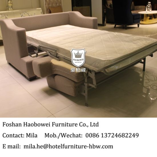 quality sofa bed uk leather cleaning services gurgaon china hilton hotel sleeper for guest room supplier pictures photos