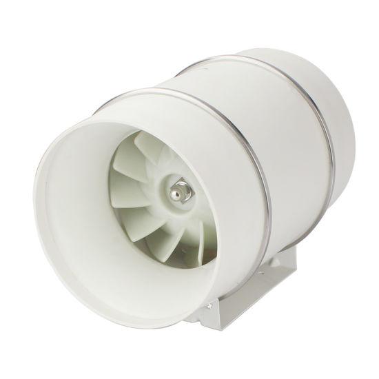 150mm inline duct fan mixed flow inline
