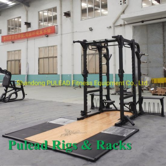 fitness power rack and home gym