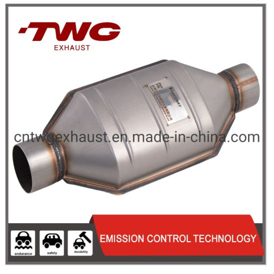 auto exhaust system threeway catalytic