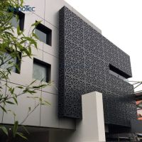 China Aluminum Facade Panel House Cladding - China Facade ...