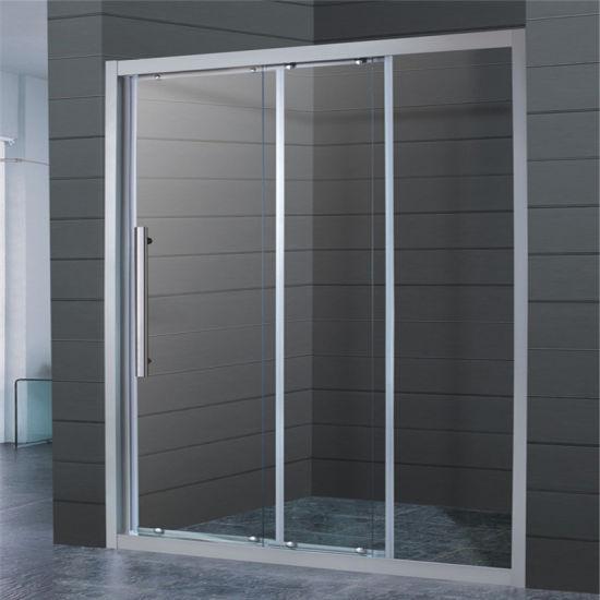 chine salle de bains cloison en verre