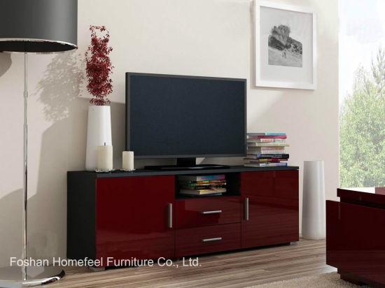 chine meuble tv fonctionnelle avec