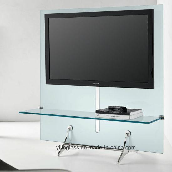 verre trempe pour meuble tv