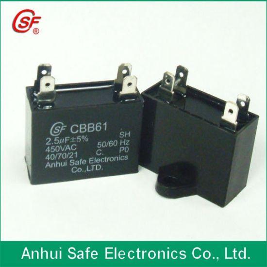 China Precio Mas Barato Original Condensador Variable De