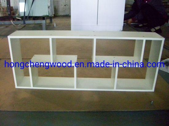 chine un design moderne etagere en bois