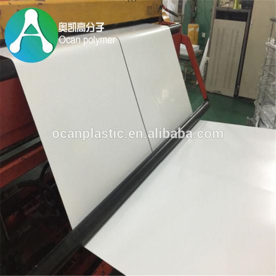 Chine Blanc Brillant 250 Microns Matt Feuille En Pvc Pvc Du Rouleau De Film Pour L Impression Acheter Feuille En Pvc Blanc Sur Fr Made In China Com