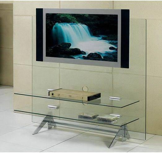 chine table en verre meubles tv taille