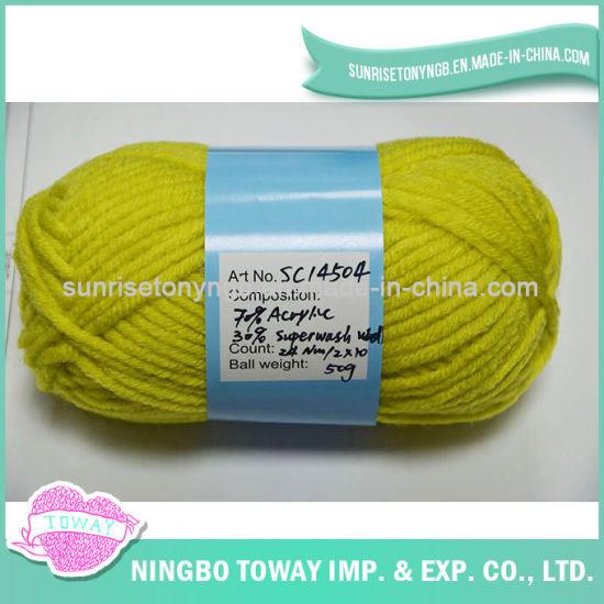 tapis de laine peignee main tricoter