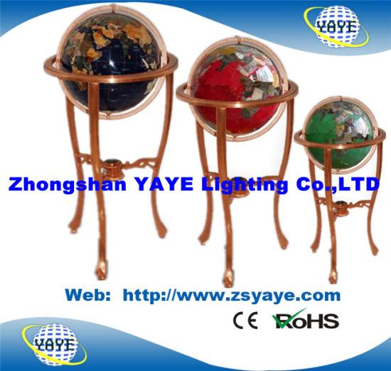 rouge 330 450 550 650mm gemstone globe