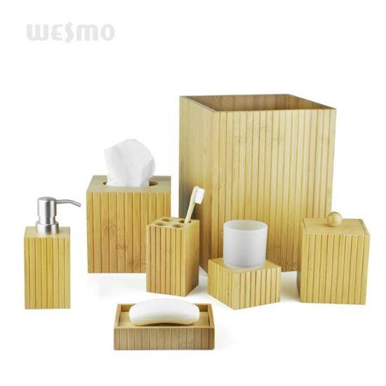 set salle de bains accessoires