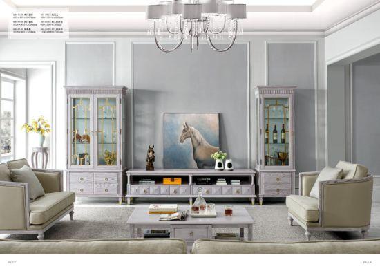 moderne de luxe en bois meubles