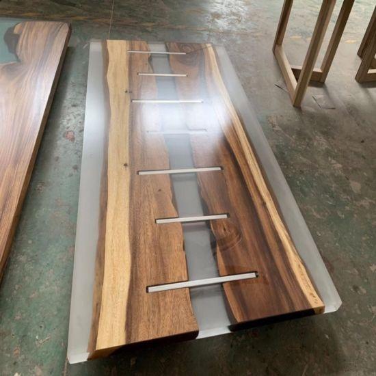 bois exterieur en dehors de la table
