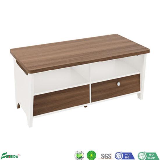 chine salon moderne meuble tv en bois