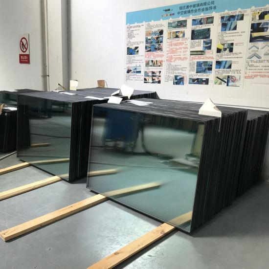 double vitrage panneaux de verre