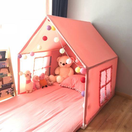 chine ins tente d enfants chambre lit