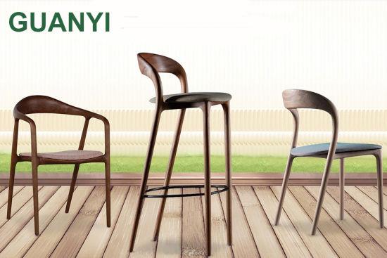 bureau en bois massif restaurant chaise
