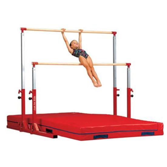 gymnastique aadjustable post barres