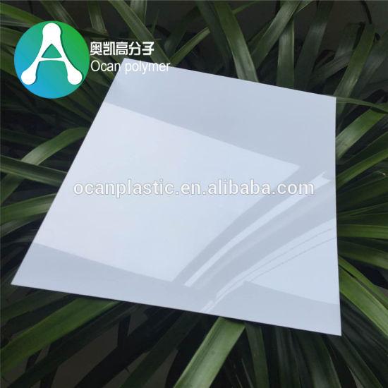 Chine 0 3mm Opaque Blanc Brillant Feuille Pvc Rigide Rouleau Pour Le Thermoformage Acheter Rouleau De Feuille En Pvc Sur Fr Made In China Com
