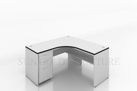 bureau avec armoire fixe sz od182