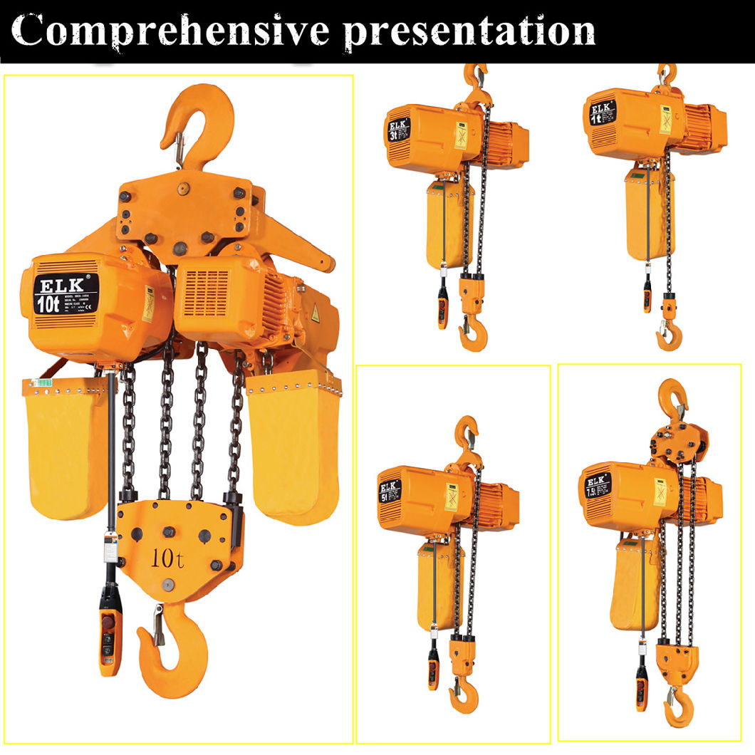 hight resolution of 0 3 ton electric chain hoist with manual trolley hkdh00301s