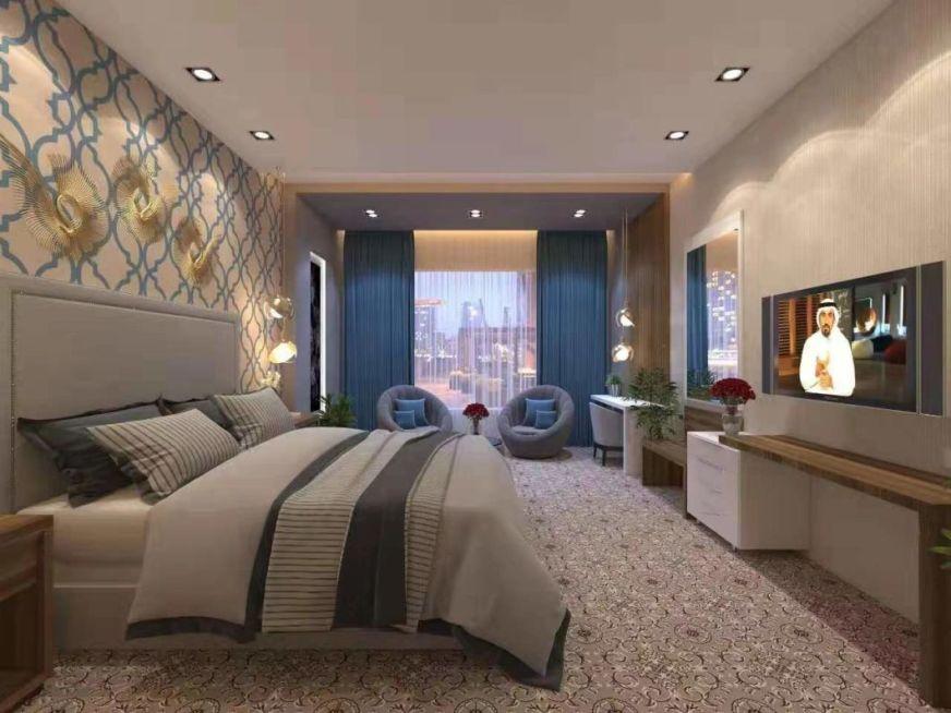 China Custom Made 5 Star Luxury Modern Hospitality ...