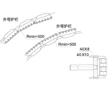 China Hairise H611 FDA Food Grade Material Conveyor