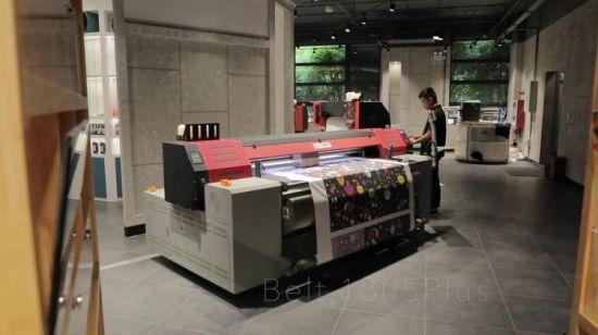 usine tissu machine d impression