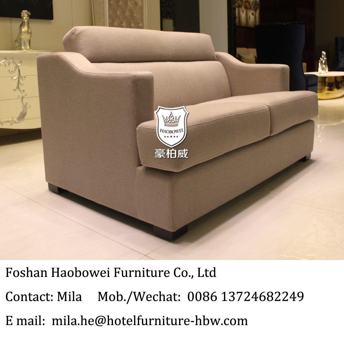 quality sofa bed uk grey colour scheme ideas china hilton hotel sleeper for guest room supplier