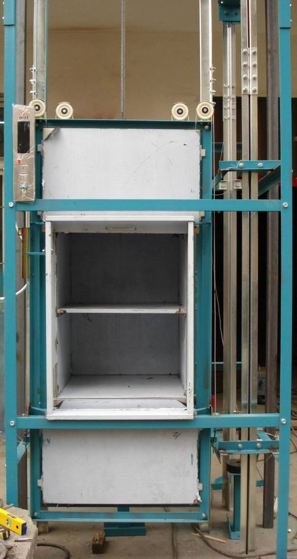China Dumbwaiter Tzj 0.4-asw - Elevator Escalator