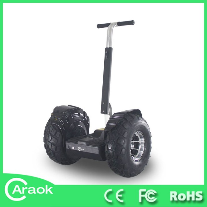 China New Lighter Weight Two Wheel Vehicle Standing Ca1900b Scooters Electric