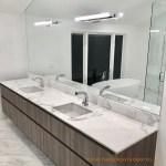 China Polished Calacatta Marble For Bathroom Countertops Vanitytops China Calacatta Marble Natural Stone