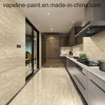 China Cream Colored Rock Soft Light Glazed Wall Glossy Beige Marble Floor Tiles 800 X 800 Mm China Beige Marble Floor Tile Liaght Grey Facing Brick