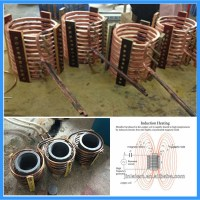 China Induction Melting Furnace Coil Design Photos ...