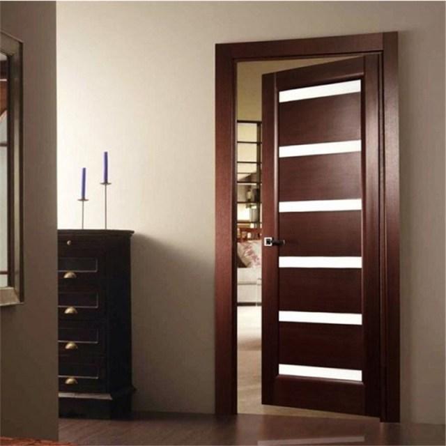 China Modern Design Interior Wood Door Bedroom Door Prices ...