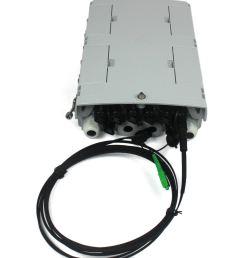 china waterproof 8 ports fiber optic splitter box for 5mm drop cable china splitter box waterproof splitter box [ 1366 x 1734 Pixel ]