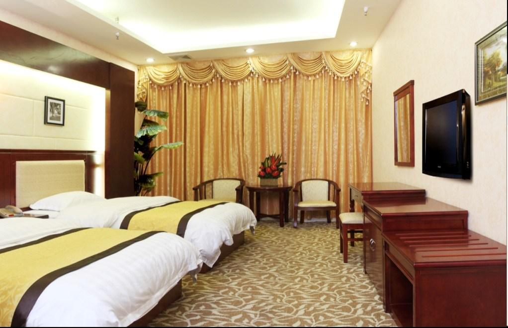 China Hotel Bedroom FurnitureLuxury Double Bedroom