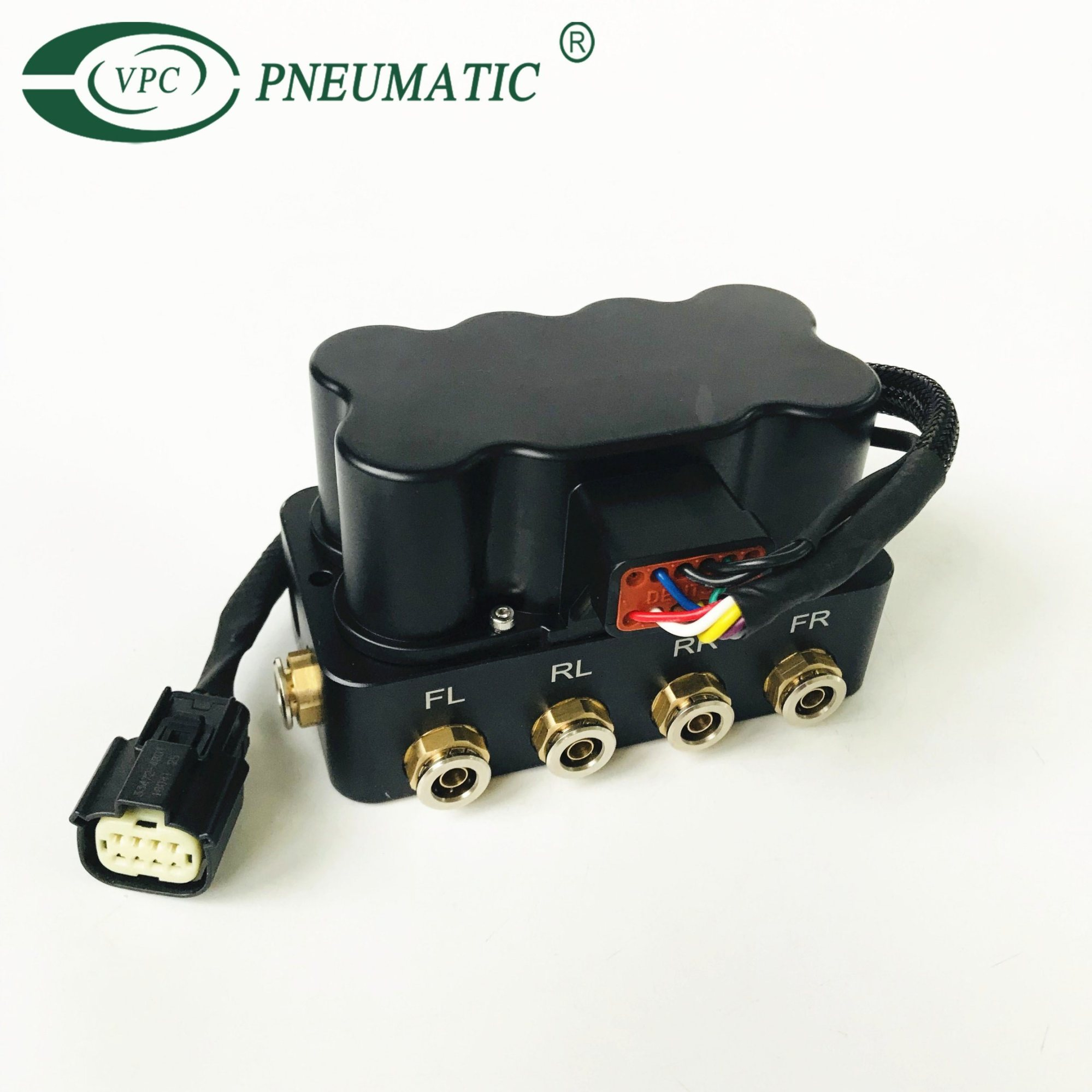 hight resolution of china airride suspension air ride solenoid valve accuair vu4 4 corner valve china air suspension valve suspension airbagit valve