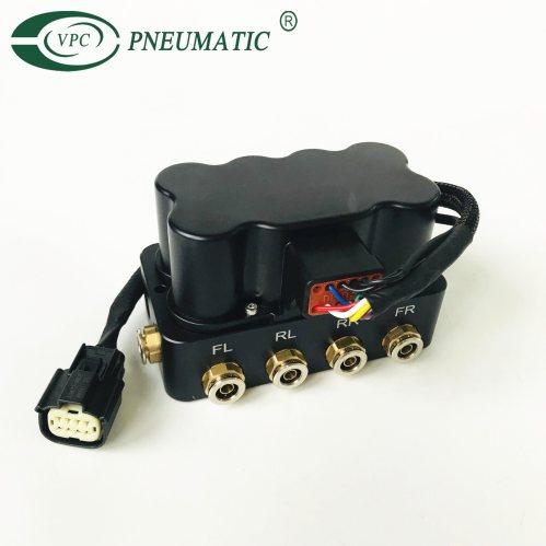 small resolution of china airride suspension air ride solenoid valve accuair vu4 4 corner valve china air suspension valve suspension airbagit valve