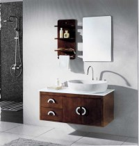 China Bathroom Cabinet & Bathroom Furniture (MS
