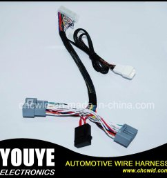 china automotive multi function wiring harness for honda crider crv china power windon wire harness electrical cable [ 1200 x 1200 Pixel ]