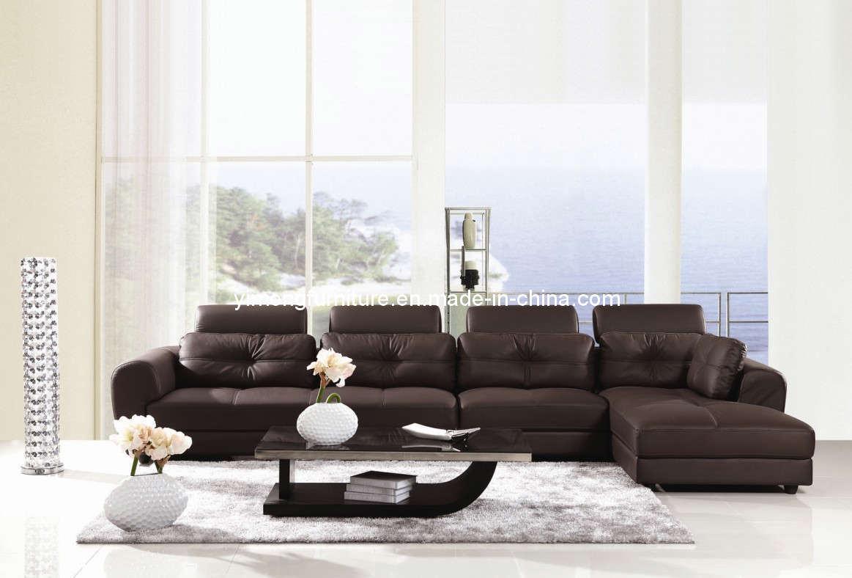 china sofa fabric fama box bed cow leathr 9818 leather
