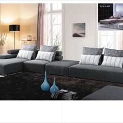 China Sofa Fabric Sleeper Sofas New York Upholstery Couch A961b