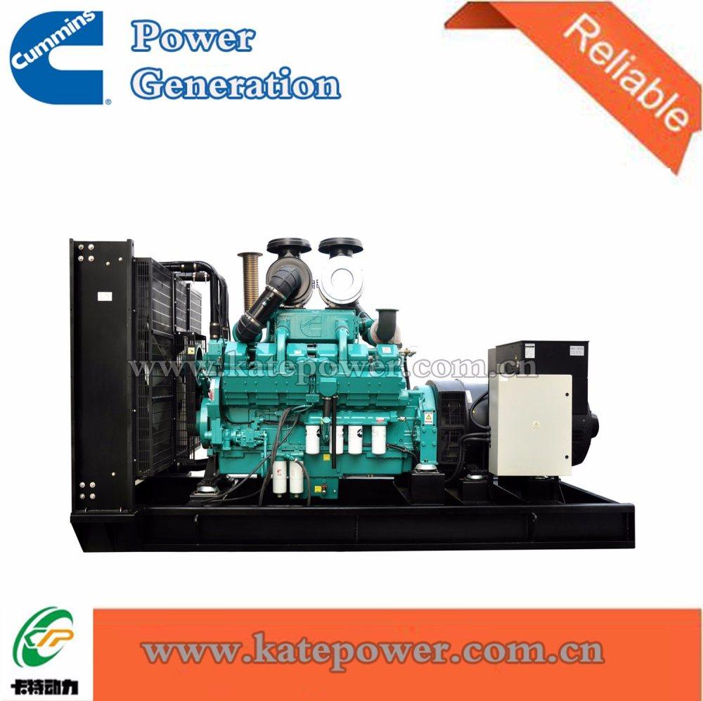 medium resolution of china 200kw 250kva cummins generator open type china cummins generator cummins diesel generator